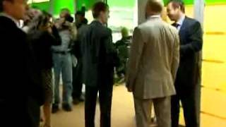 Medvedev launches RT documentary channel