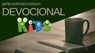Devocional Kids - 03/04