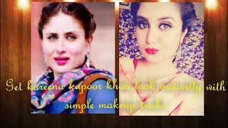 Kareena kapoor khan inspired look from movie bajrangi bhaijaan.