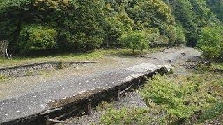 旧東青山駅の廃墟