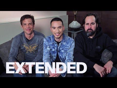 The Killers Take Us Inside 'Wonderful Wonderful' Album | EXTENDED