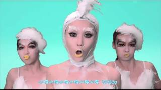 Wang Rong Rollin - Chick Chick (remix) - (王蓉 - 小雞小雞) MV