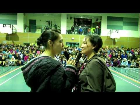 throat singing Salluit hiphop