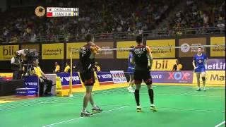 Chang Ye Na/Jung Kyung Eun vs Xia Huan/Tian Qing | WD SF Match 4 - Maybank Malaysia Open 2015