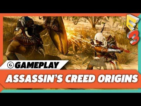 30 Minutes of Assassin's Creed Origins...