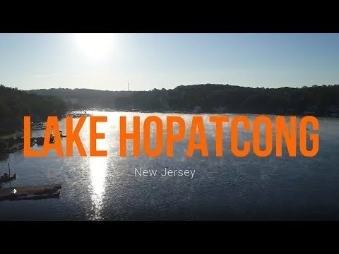 Many Coves, Many Fish - Lake Hopatcong, New Jersey