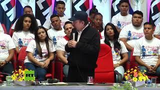 Nicaragua: presidente Ortega anuncia reanudación de diálogo nacional