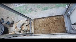 [세종철거산업] 공장 리프트 바닥 및 벽체 컷팅