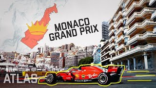 Why the world's most famous car race is in Monaco