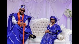 Tope + Derrick : Nigerian Traditional Marriage