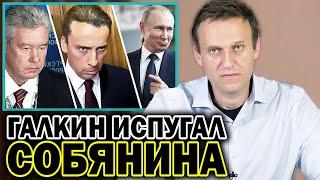 Навальный о пародиях на Путина и Собянина