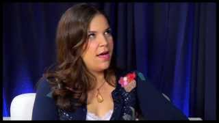 """Show People with Paul Wontorek: Lindsay Mendez of """"Dogfight"""""""