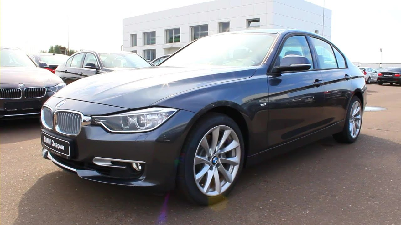 2012 bmw 328i in depth tour modern line sport line for Bmw modern line