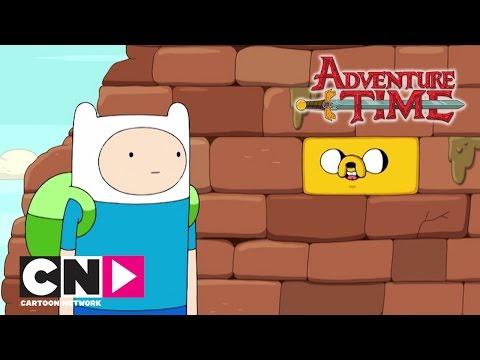 Морда кирпичом | Время приключений | Cartoon Network