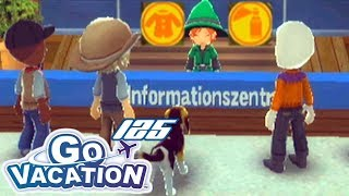👕 NEUE OUTFITS, NEUE DESIGNS 🚘 - Wii Go Vacation (Let's Play) #125 [HD+/60FPS] | Zckrfrk