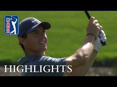 Rory McIlroy extended highlights | Round 2 | Honda