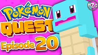 Pokemon Quest Gameplay Walkthrough - Episode 20 - Squirtle!! World 12! (Nintendo Switch)
