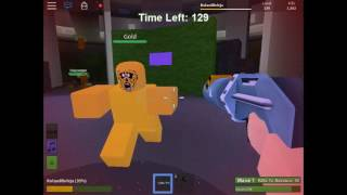 (Killing so much Zombies) Roblox Zombie Rush Ep.3