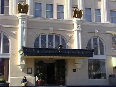Ashland Springs Hotel, Ashland Oregon