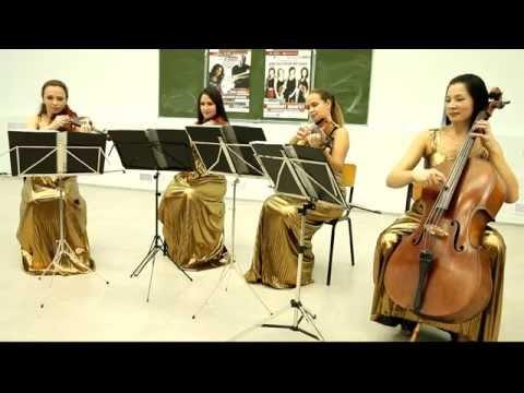 Струнный квартет Самарской филармонии