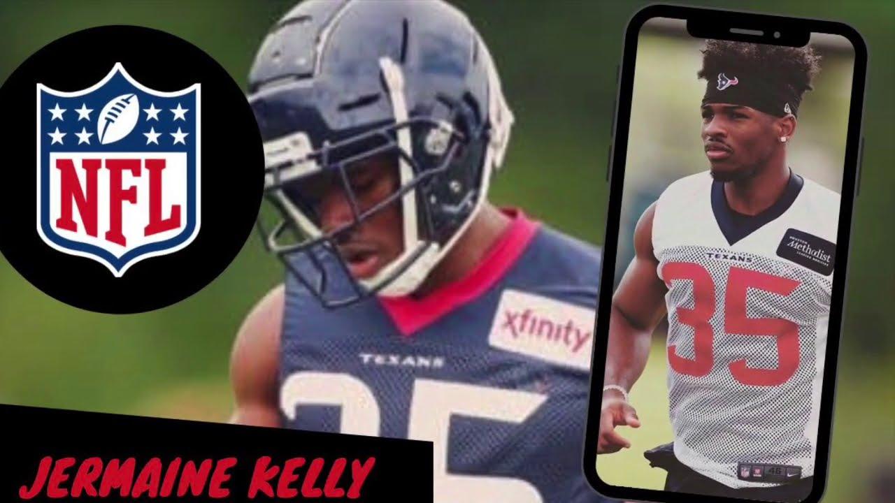 Jermaine Kelly Jr., CB, NFL Free Agent Workout | Former Texans Draft Pick