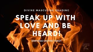TWIN FLAME   DIVINE MASCULINE READING   12.15.2018 - 12.21.2018 C O...