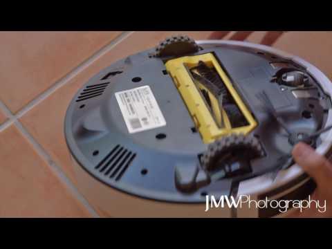 Problem and FIX #2 for robot vacuum cleaner - iLife V7S / V7 - Tutorial