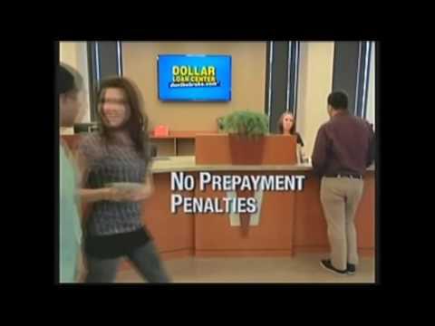 Dollar Loan Center Commercial