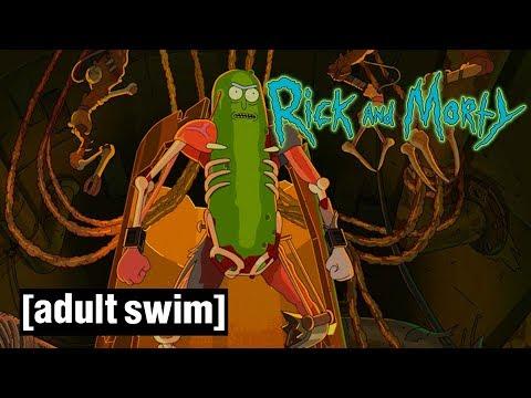 Rick and Morty | Saure-Gurken-Zeit | Adult Swim