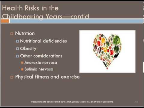 Chapter 4  Health Promotion & Illness Prevention