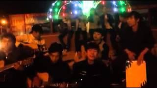 Dù Có 8-3 Cover - ( Dù Có Cách Xa chế) - Club Guitar Mộc Châu