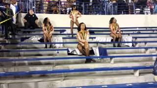 2015 JSU J-settes (Do you remember me) TSU, SHC
