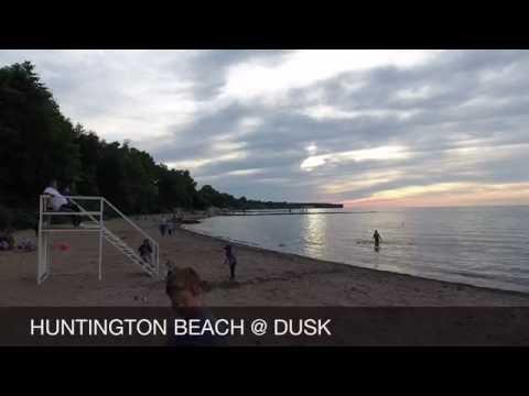 Huntington Beach, Bay Village, Cleveland