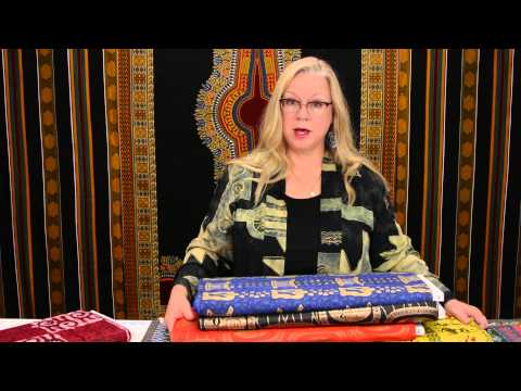 African Fabrics - Part II