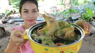 Yummy cooking chicken soup recipe  Natural life tv cooking