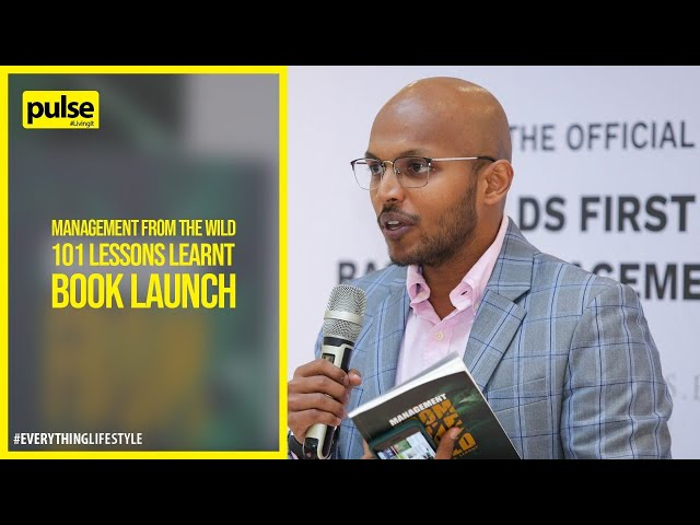 Management From The Wild - 101 Lessons Learnt Book Launch