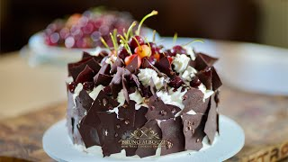 Black Forest Ice Cream Cake 🇺🇸🇫🇷 – Bruno Albouze