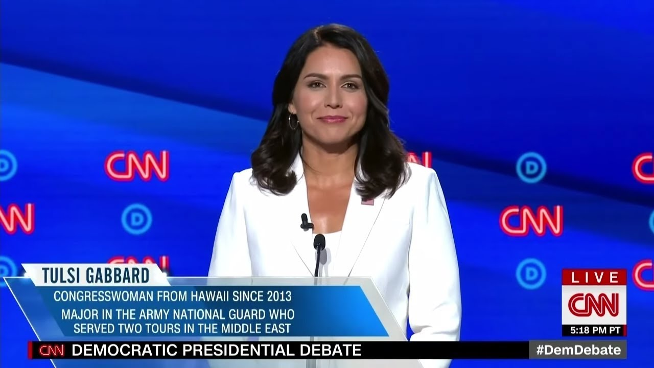 Tulsi Gabbard: Voters deserve to know the truth about the 2020 candidates