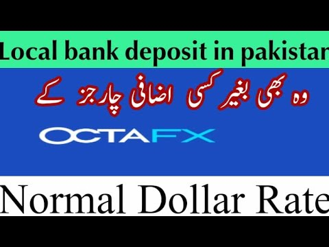 How to deposit money in forex from india
