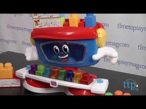 Billy Beats Dancing Piano from MEGA Bloks