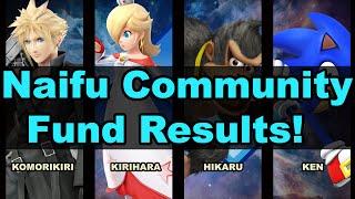 I ran a stream a few weeks back to help Komorikiri get to EVO with ...
