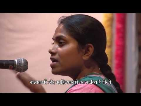 सम्पविला देह जरी / You can destroy the body (Marathi with Hindi subtitles)