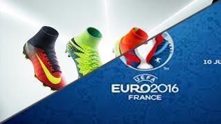Euro 2016 ● Top 10 Euro 2016 Football Boots |HD