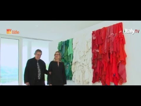 Nancy Olnick and Giorgio Spanu: The Power of Italian Art