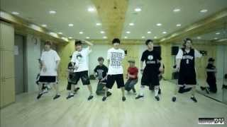 B1A4 - What's Going On? (dance practice) mirrorDV Mp3
