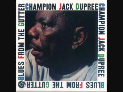 Dupree Youtube Champion Jack Blues Junker's g5x0Cq