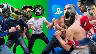 Does PS5 Need To AGGRESSIVELY Compete With Xbox Game Pass?