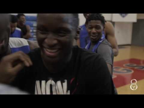 Victor Oladipo Dunks ON Camper! MUST SEE!!!!