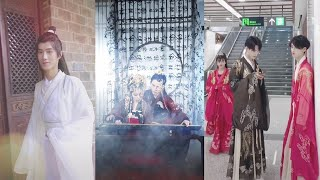 Beautiful Chinese Hanfu & Traditional Clothing On TikTok/Douyin 抖音汉服