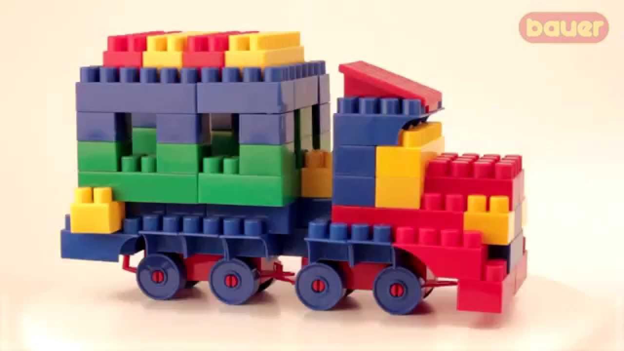лего инструкция по грузовикам